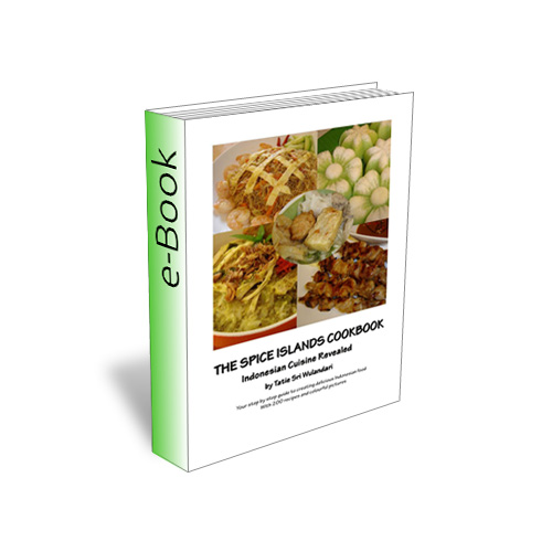 E-book: The Spice Islands Cookbook
